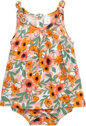 Nordstrom Print Dress