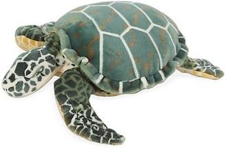Melissa & Doug Sea Turtle Plush Toy