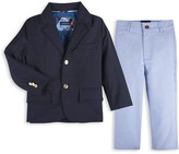 Andy & Evan Boys' Blazer & Pants Set