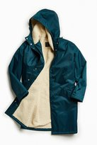 Urban Outfitters Sherpa Lined Sideline Parka Jacket