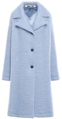 McQ Brushed Wool-blend Coat