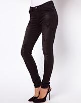 Vila Skinny Jean With Rips