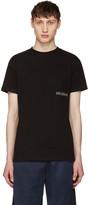 Han Kjobenhavn Black Casual Small Logo T-shirt