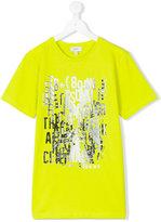 DKNY Teen printed T-shirt