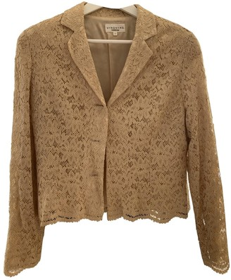 Georges Rech Gold Jacket for Women