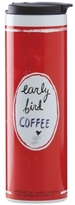 "Kate Spade all in good taste ""Early Bird Coffee"" Travel Tumbler"