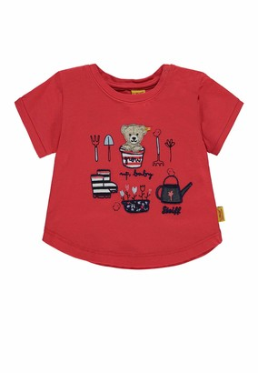 Steiff Baby Girls' T-Shirt 1/4 Arm