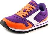 Brooks Heritage Chariot Women US 8.5 Orange Sneakers