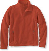 L.L. Bean Trail Model Fleece Pullover