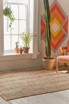Urban Outfitters Roni Woven Jute Rug