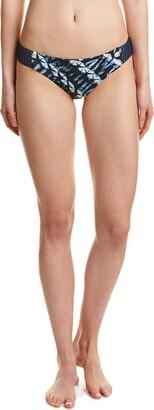 Dolce Vita Women's High Tide Macrame Bikini Bottom