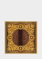 Versace Wild Baroque Silk Foulard
