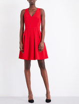Claudie Pierlot Rire crepe mini dress