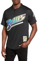 Mitchell & Ness Men's Tampa Bay Rays Wade Boggs Mesh Jersey
