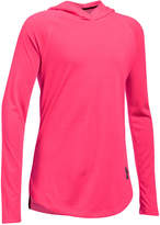 Under Armour Threadborne Hoodie, Big Girls
