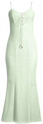 Significant Other Oriana Knit Midi Dress