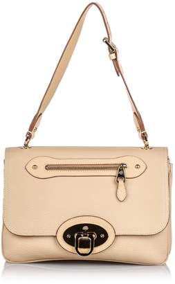 Mulberry Brown Leather Shoulder Bag