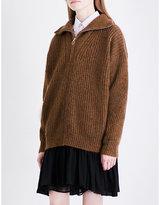 Etoile Isabel Marant Declan oversized knitted jumper
