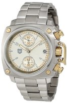 Andrew Marc Women's AM40020 Classic Chronograph Crown Cover Watch