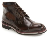 Kenneth Cole New York Men's Think Tank Cap Toe Boot