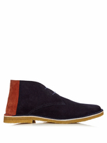 Pierre Hardy Lace-up desert boots