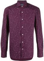 Barba floral patterned shirt