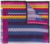 Missoni chevron print scarf