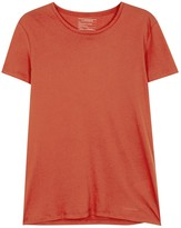 J.lindeberg Cody Red Cotton T-shirt