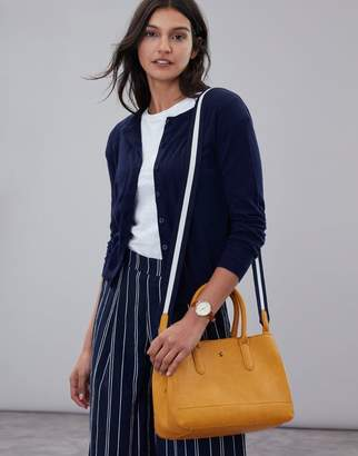 Joules Thernwell Bright Faux Leather Grab Bag