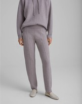 Club Monaco Double-Faced Sweater Pant