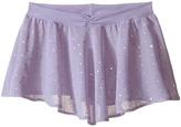 Bloch Georgette Sequin Dot Skirt (Little Kids/Big Kids)