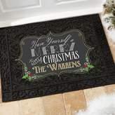 Merry Little Christmas 24-Inch x 48-Inch Door Mat
