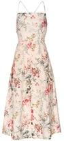 Zimmermann Linen and cotton dress