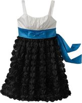 Ruby Rox colorblock soutache dress - girls 7-16