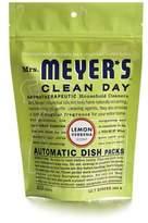 Mrs. Meyer's 20-Pack Clean Day Auto Dishwashing Packs in Lemon