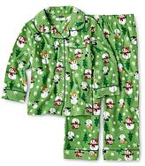 Joe Fresh Joe FreshTM Holiday Pajamas - Boys 1t-5t