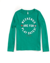 Tommy Hilfiger Play Dates Long Sleeve Tee