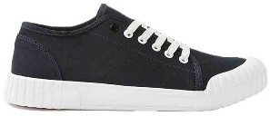 Good News Navy Bagger Low Top - 5 - Blue/White