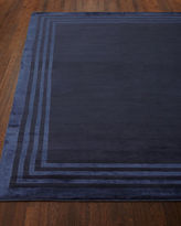 Ralph Lauren Home Ellington Border Rug, 4' x 6'