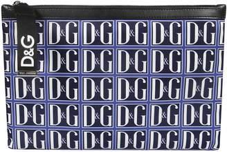 Dolce & Gabbana Logo Clutch
