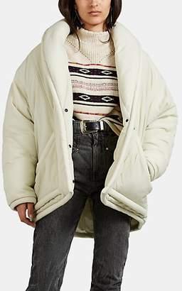 Isabel Marant Women's Boreal Puffer Coat - White