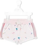 No Added Sugar In The Running shorts - kids - Cotton/Polyester/Spandex/Elastane - 3 yrs