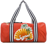 See by Chloe embroidered beach bag - women - Cotton/Polyester - One Size