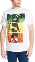 Zion Rootswear Men's Bob Marley Soccer T Shirt