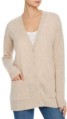Bloomingdale's C by Patch Pocket Cashmere Cardigan - 100% Exclusive