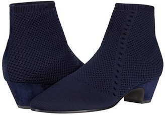 Eileen Fisher Purl (Midnight Stretch) Women's Boots