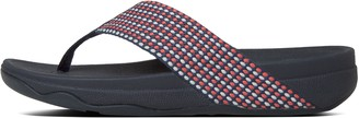 FitFlop Surfa Textile Toe-Post Sandals