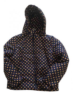 Marimekko Blue Polyester Jackets