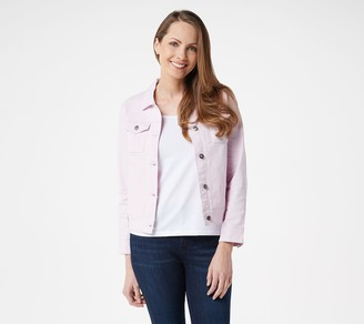 Women With Control Women with Control My Wonder Denim Colored Jacket