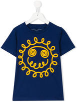 Stella McCartney smiley face print T-shirt